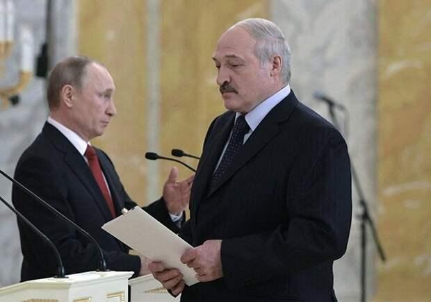 Россия запретила Белоруссии перепродавать нефтепродукты на Украину