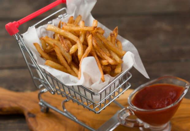Картошка-фри: делаем по правилам ученых