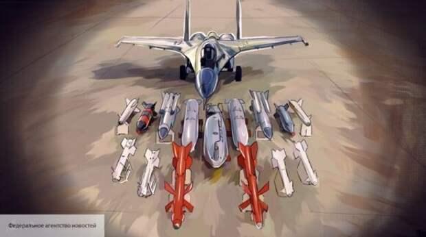 NI назвало российский Су-35 достойным противником для ВВС США