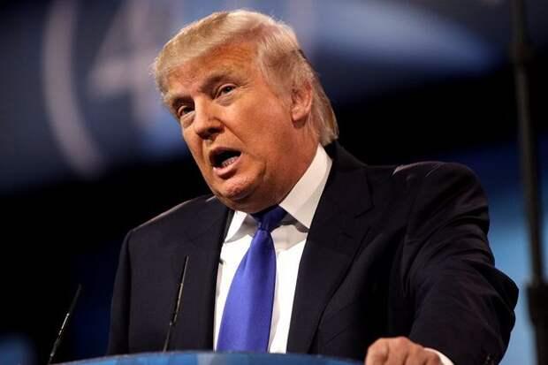Трамп призвал сторонников воздержаться от насилия при новых демонстрациях