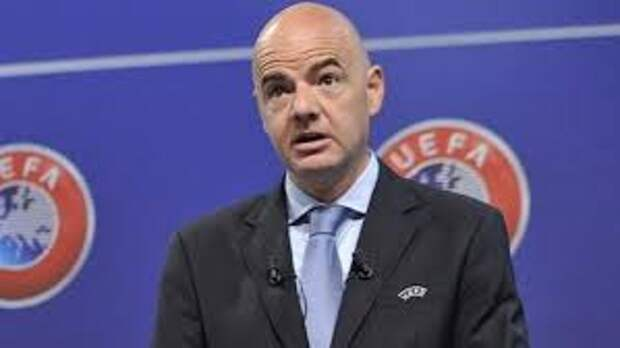 Глава ФИФА Джанни Инфантино заразился коронавирусом