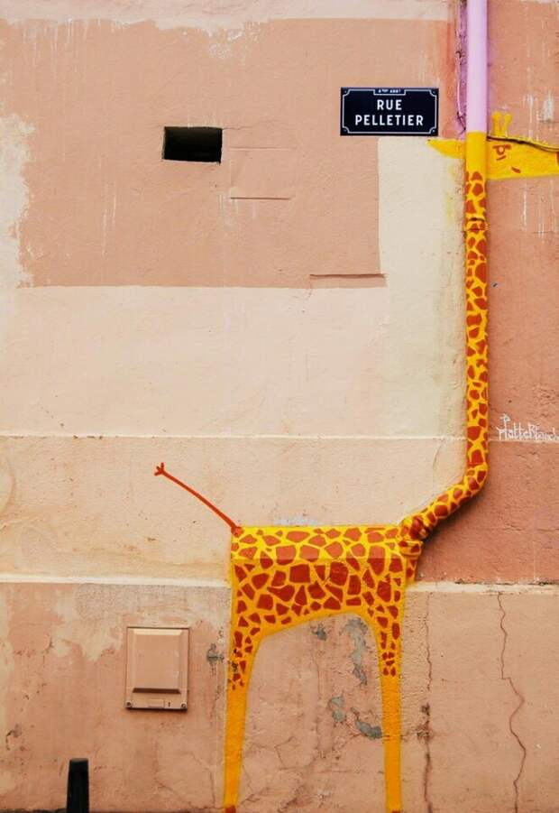 Французский жираф