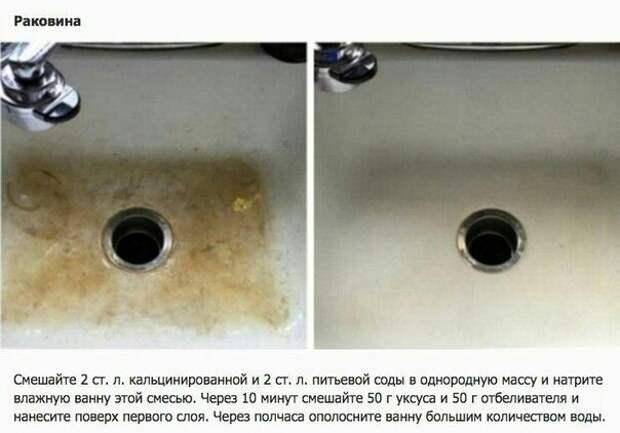 Лайфаки предновогодней уборки (подборка)