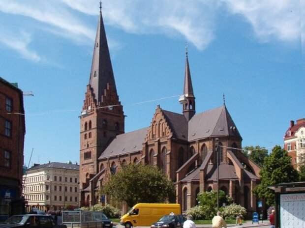 В Швеции разрешили конфисковывать автомобили, зарегистрированные на подставных лиц