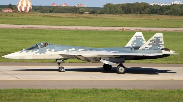 Новый Су-57 запустил процесс перевооружения