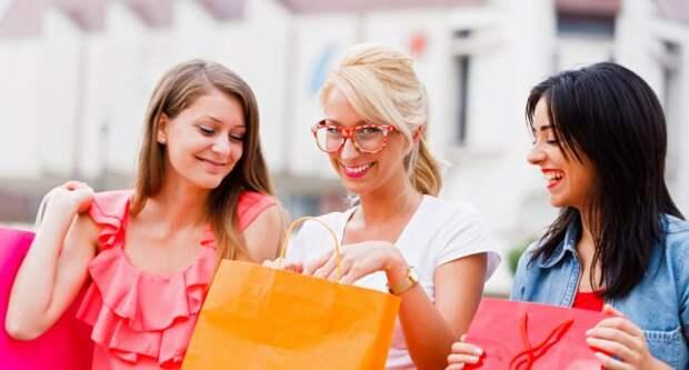 Блог Павла Аксенова. Анекдоты от Пафнутия про шопинг. Фото Lighthunter - Depositphotos