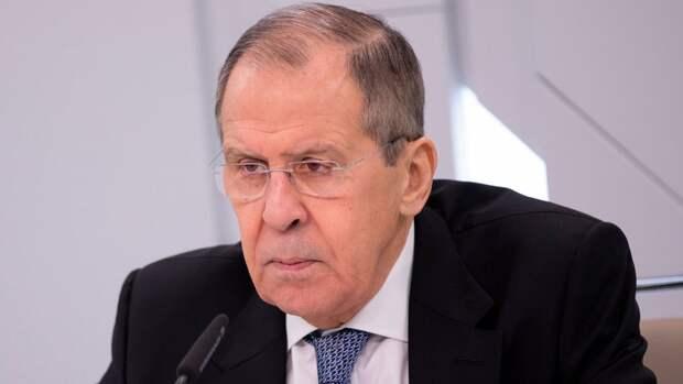 """Дело чести для ФРГ. Лавров призвал не переживать насчет """"Севпотока-2"""""""