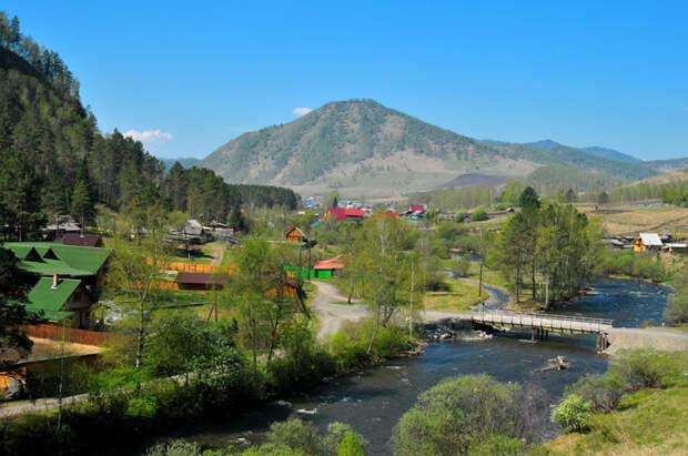 село камлак