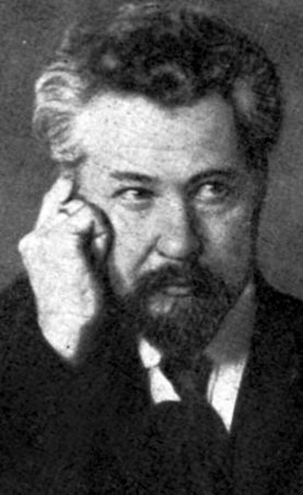 Виктор Чернов в 1917 году