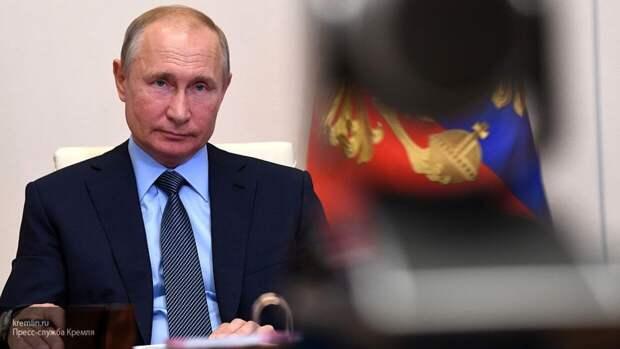 Путин: Россия одержит победу над коронавирусом с минимальными потерями