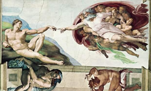 Что такое Бог? Чем Всевышний отличается от Бога?