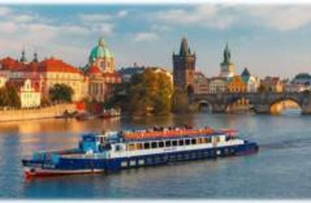 Прага запустит сеть городских речных трамваев