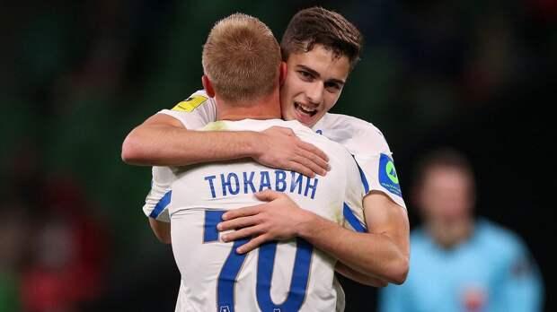 17-летний футболист «Динамо» Захарян: «Хотелось бы выиграть Премьер-лигу»