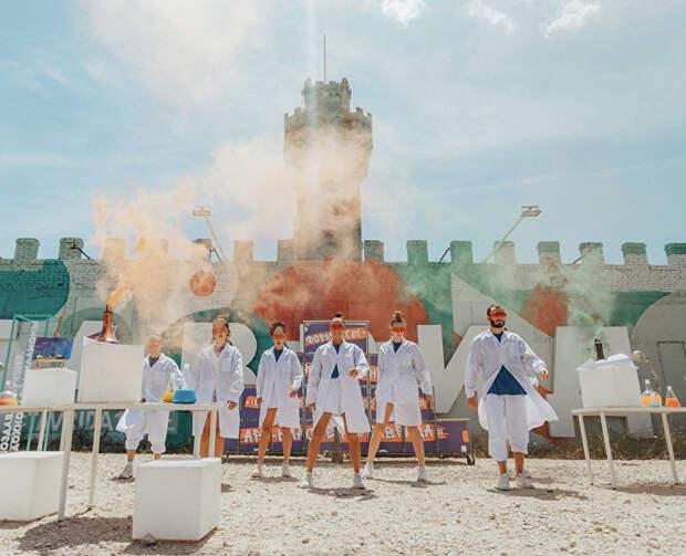 Мода, музыка, хореография: на «Тавриде» стартовал новый заезд