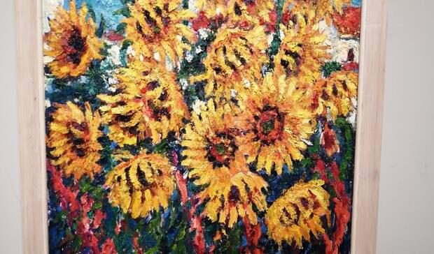«Сочно, очень сочно»: выставка яркой живописи открылась воВладивостоке