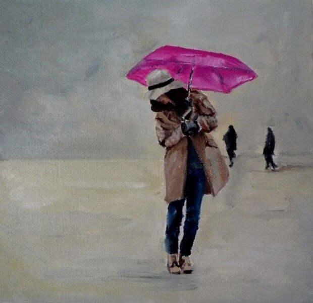 Французский художник. Sylvie Gehring
