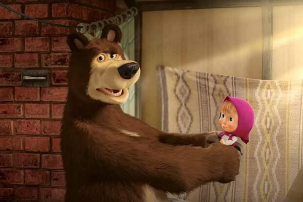 Детский рейтинг возглавил самый опасный для психики мультфильм
