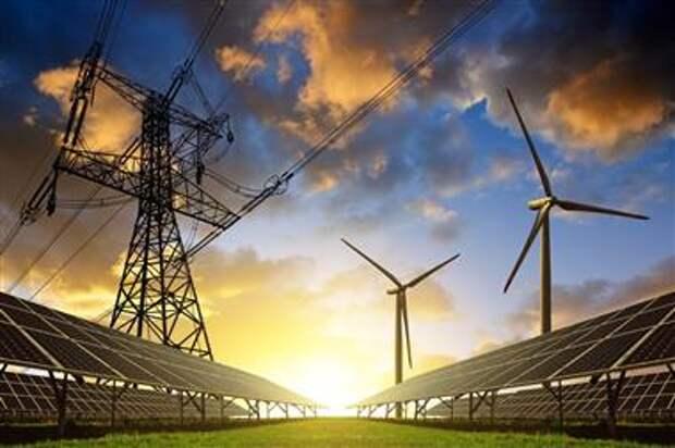Энергетический сектор