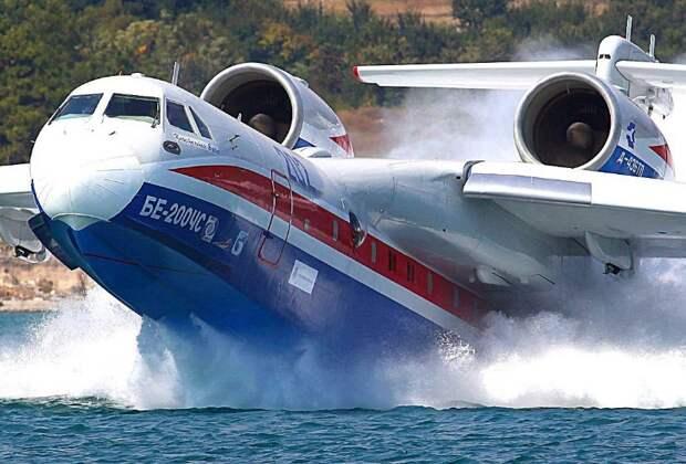 Бе-200 поможет Северному флоту обнаруживать подлодки США