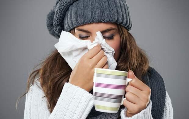Как правильно краситься во время болезни