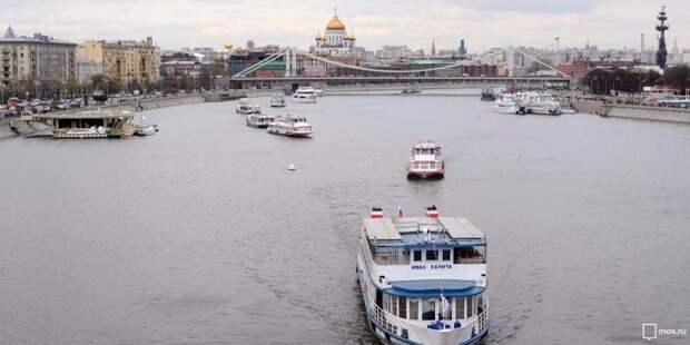 Речные теплоходы начнут курсировать от причала «Троице-Лыково» с 24 апреля