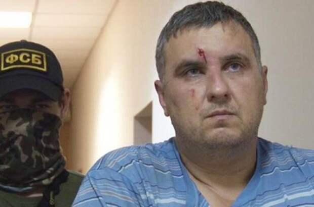 Украинский диверсант будет наказан!