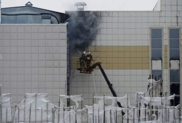 В Кемерово сносят торговый центр, где сгорели 60 человек