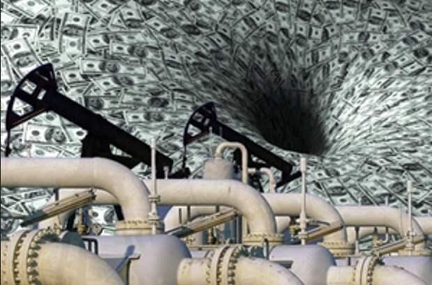 Добыча нефть газ доллар инвестиции
