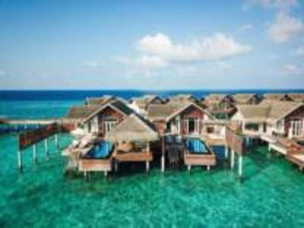 Fairmont Maldives Sirru Fen Fushi приглашает на семейные каникулы