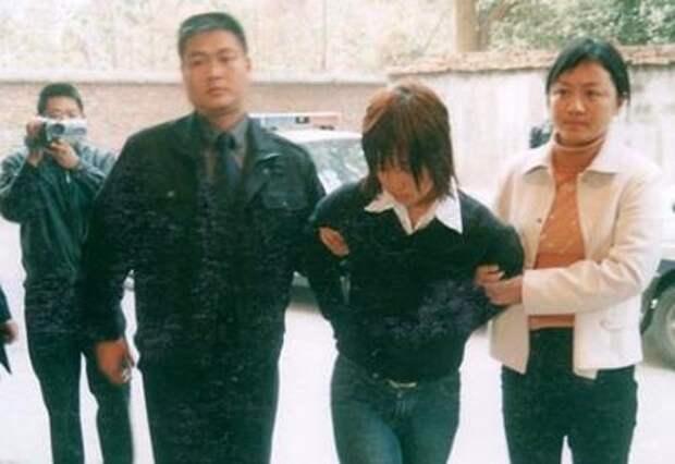 самые, красивые, китаянки, приговоренные, смертная казнь, смерть,
