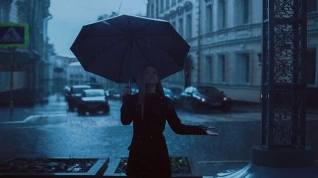 Дождь и сильный ветер обрушатся на Крым во вторник