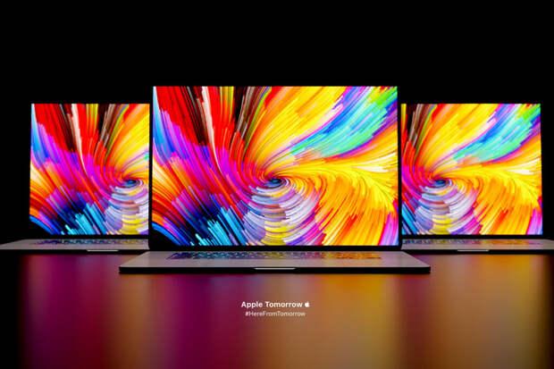 Apple 18 октября покажет новое поколение MacBook