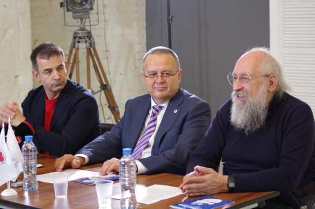 Певцов, Вассерман и московские пенсионеры – в коалиции против «псевдореформы»