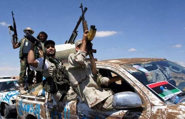 Франция оказалась в сложном положении в Ливии, но не знает, как отступить