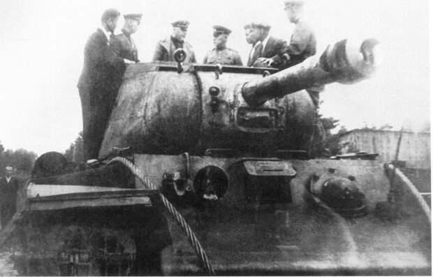 КВ - танк с тяжелой судьбой. Часть 2. история, танки, танки СССР