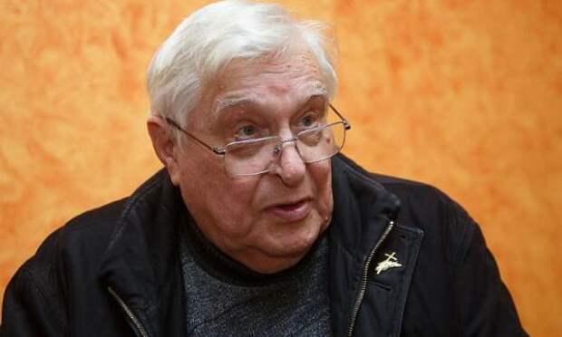 """Олег Басилашвили: """"бойкотировать выборы нельзя"""""""
