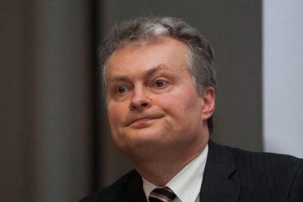 Первая голова Литвы повторила за Байденом оскорбление Путина