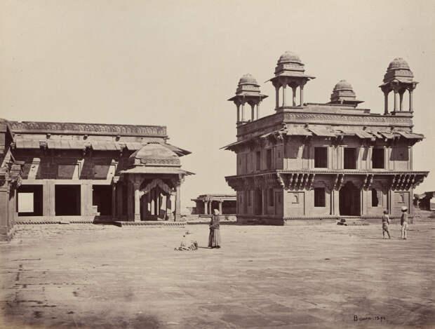 Albom fotografii indiiskoi arhitektury vzgliadov liudei 53