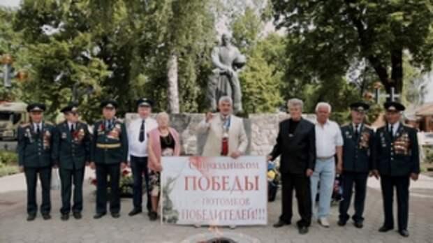 Сумы: День Победы – это праздник потомков героев