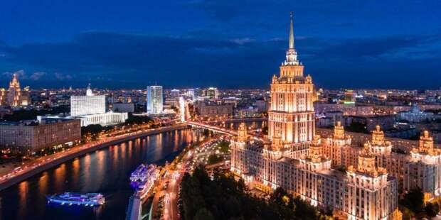 Алексей Шапошников: Бюджет Москвы до 2022 года одобрен представителями всех фракций. Фото: mos.ru