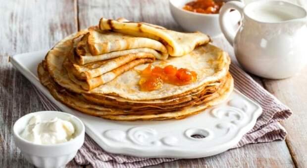 Оказывается, тонкими готовят блинчики не только в Восточной Европе. /Фото: gastronom.ru