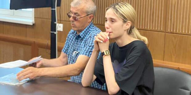 Сбившая троих детей в Москве девушка останется в СИЗО до 16 сентября