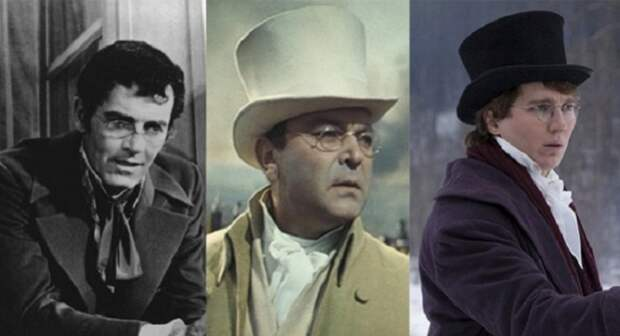«Война и мир»: Как выглядели костюмы главных героев в трех экранизациях романа