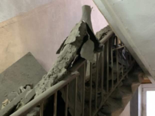 Причины обрушения перекрытий в доме на Шоссе Энтузиастов в Москве