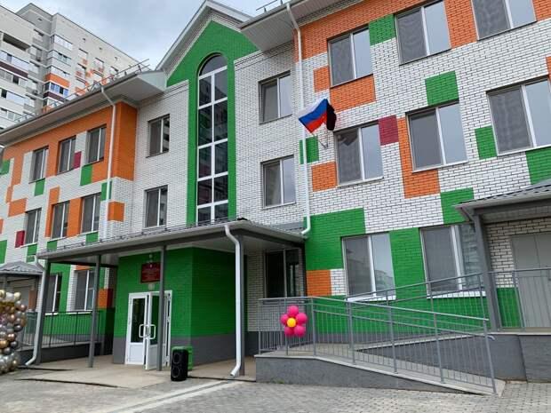 Супер детки: в Ижевске открылся второй корпус детского сада на улице Берша
