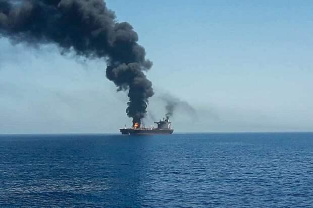 От провокации к конфронтации: почему США обвиняют Иран в танкерных атаках?