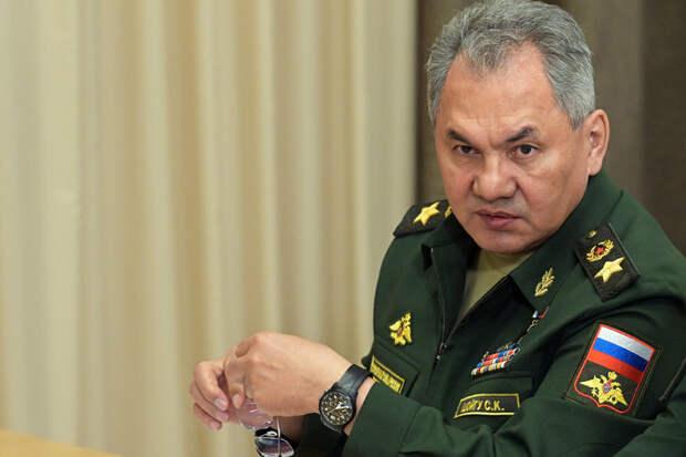 """Шойгу опять осадил НАТО, """"где хотим - там и ставим"""""""