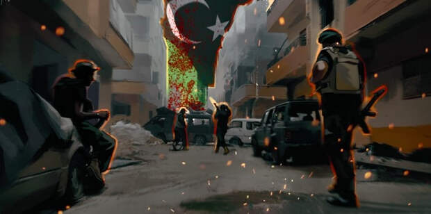 Враги Народа: Доказательства присутствия сирийских боевиков в Ливии