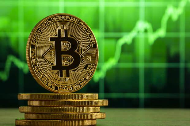 Стоимость биткоина достигла рекордной отметки