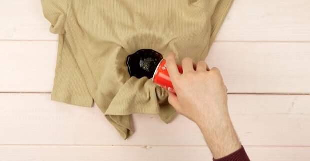 Лучшие средства против пятен всегда под рукой: 8 домашних способов свести трудные пятна